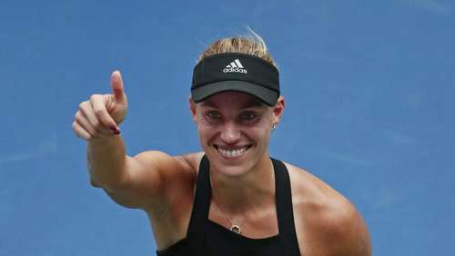 US Open: Kerber in zweiter Runde - Zverev mit fixem Start