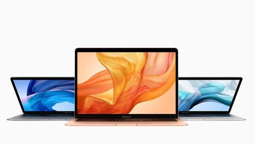 Apple erneuert Einstiegs-Laptop MacBook Air und iPad Pro