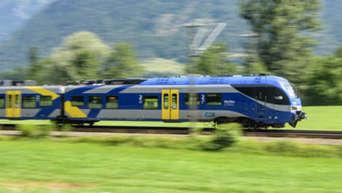 Landkreis Meridian Zugverbindung München Salzburg Soll Bis