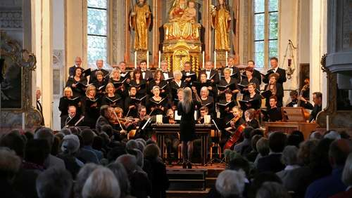 Adventskonzert im Münster Frauenchiemsee