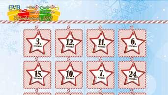 Gewinn Weihnachtskalender.Adventskalender Von Ovb24 Und Den Ovb Heimatzeitungen Mitmachen Und
