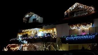 Landkreis Wer Hat Die Schönste Weihnachtsdekoration In Der Region