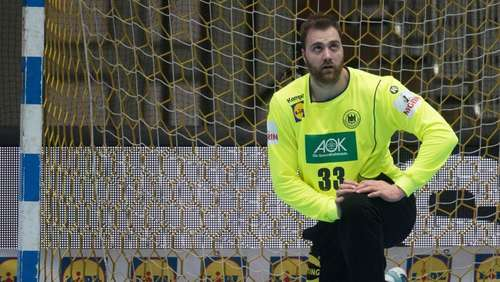 Handball-Nationalkeeper Wolff fordert Demut vor Heim-WM