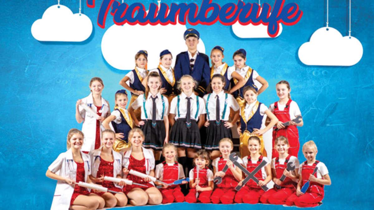 Wasserburg Traumberufe Faschingsmotto 2019 Der Tanzstrolche Und