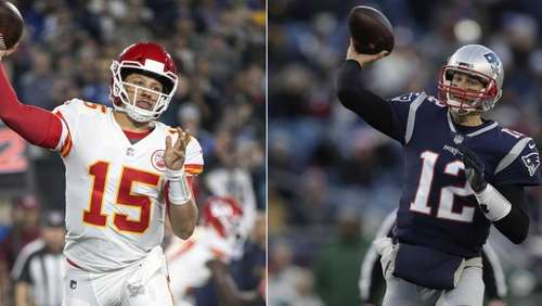 NFL-Halbfinale: Youngster Mahomes fordert Altmeister Brady