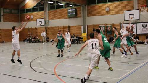 TVT-Basketballer mit Big-Point im Abstiegskampf
