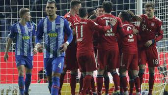 Fussball Fc Bayern Kommt Im Dfb Pokal Viertelfinale Nicht Im