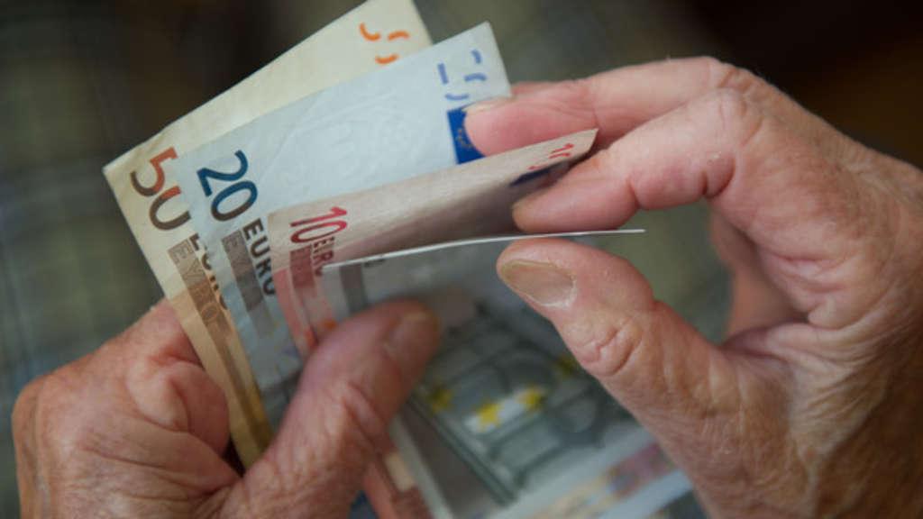 Zu Wenig Rente Grundsicherung Oder Wohngeld
