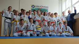 JUDO FOR PEACE – Trainings für den Frieden