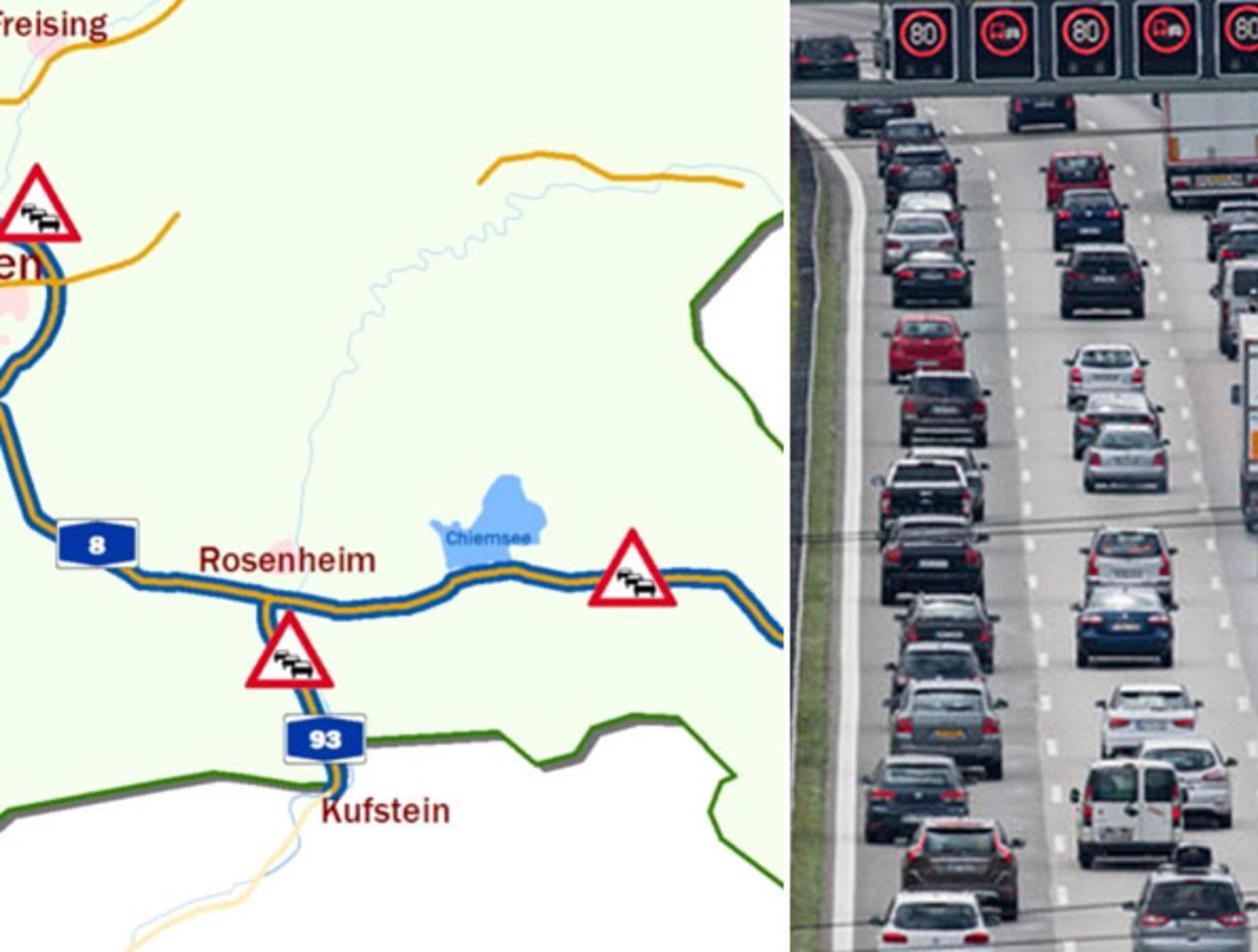 Verkehrsmeldungen Ffn