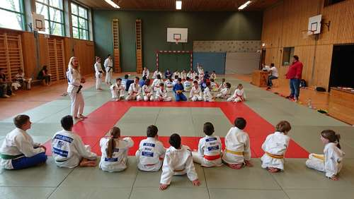 Judo-Weltmeister in Bad Aibling