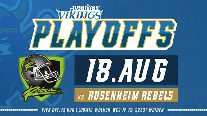 Rebels zu Gast in Weiden