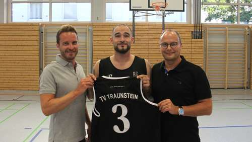 TVT-Basketballer mit Transfercoup