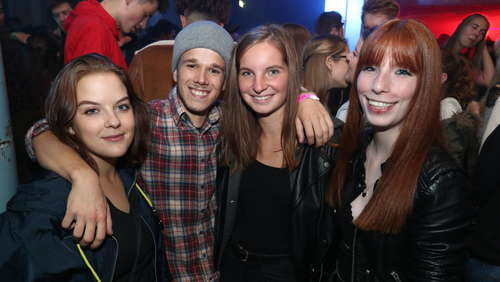 """Bacardi Feeling autumn break"" Party in Höslwang Teil zwei"