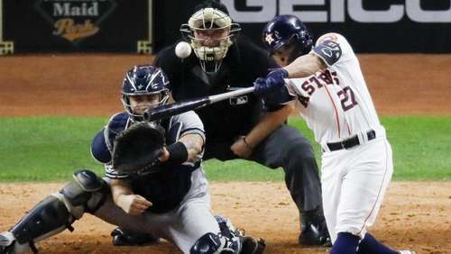 Houston folgt Washington ins Baseball-Finale um World Series