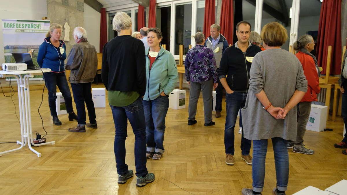 Für eine Dorferneuerung in den Köpfen: Stephanskirchen startet Dorfgespräche - rosenheim24.de