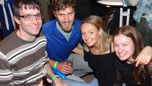 Pro Mille Party in Oberholzham am 26. Oktober (1)