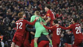 Fussball Liverpool Arsenal 19 Tore Wahnsinn Im League Cup