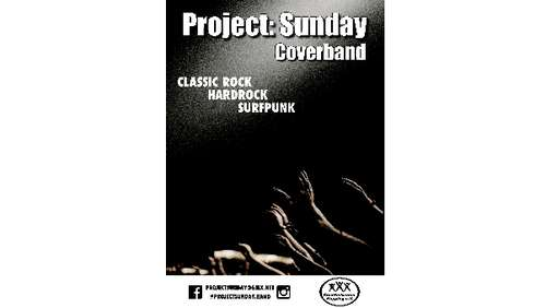 "Cover Band ""Project: Sunday"""