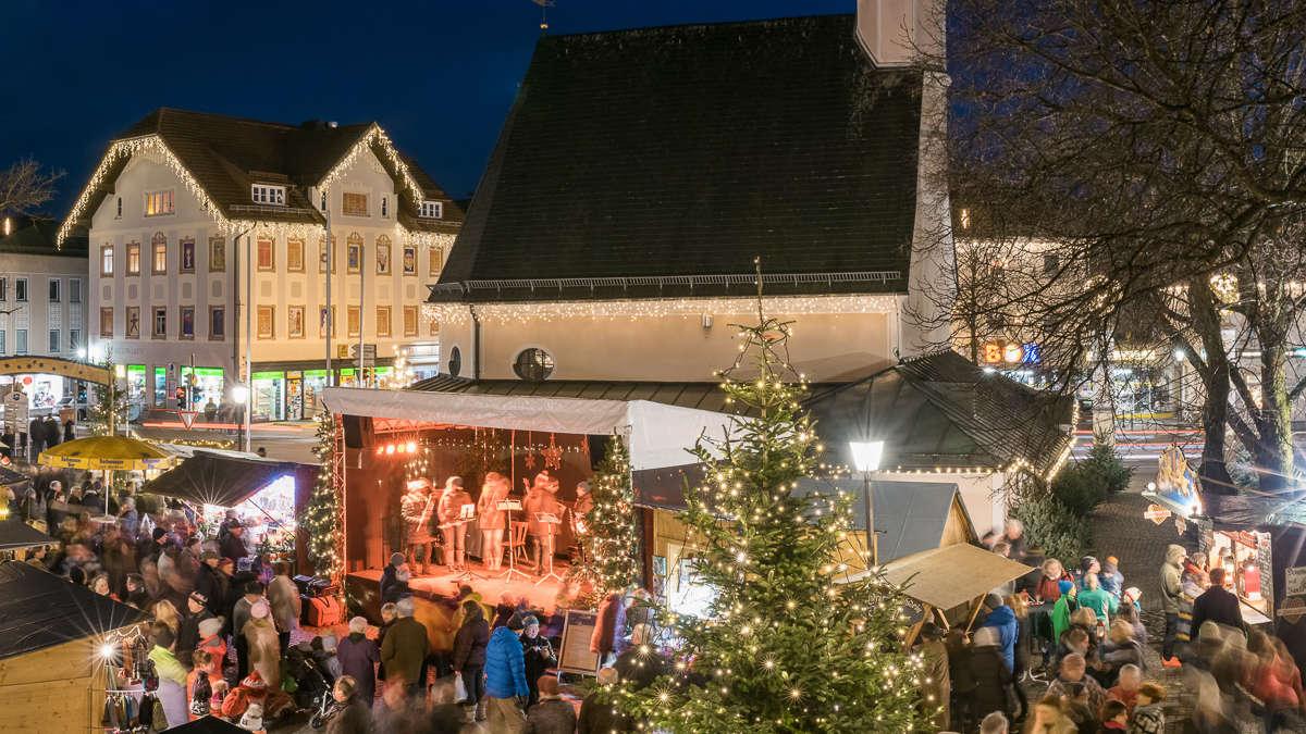 Prien am Chiemsee: Christkindlmarkt 2019 an den Wochenenden vor Weihnachten | Prien am Chiemsee - rosenheim24.de