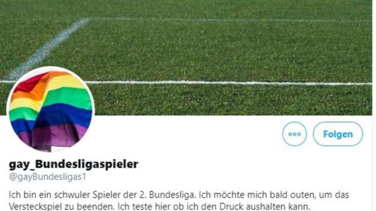 Schwuler FuГџballer Bundesliga Outing