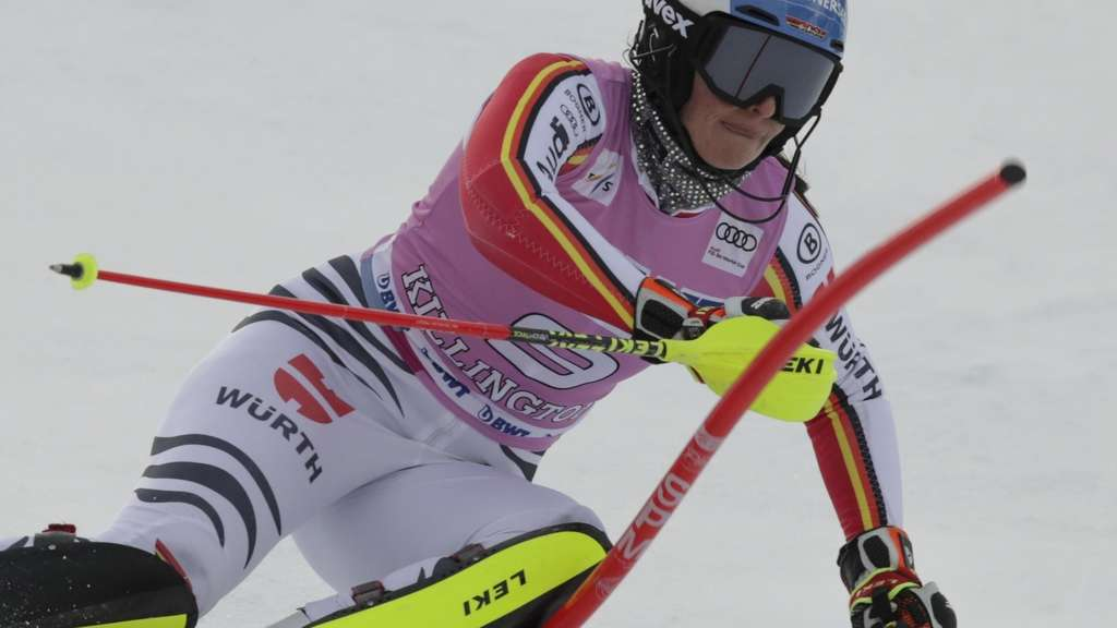 Ski Alpin: Christina Ackermann überzeugte in Killington.