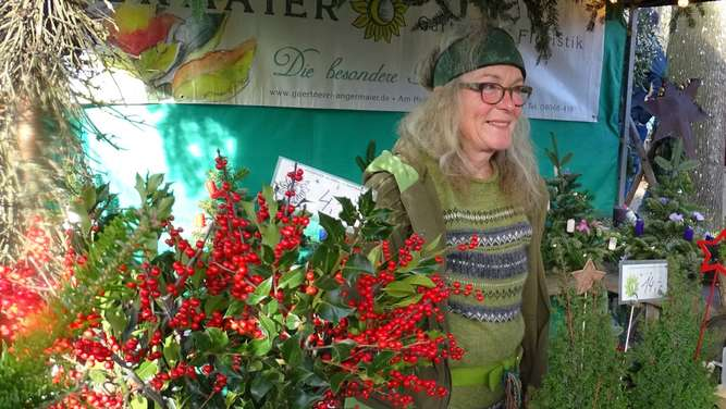 Waldadvent in Bad Feilnbach (1)