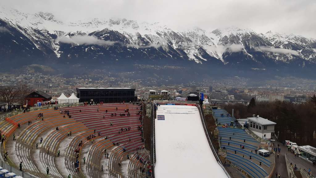 Springen Innsbruck