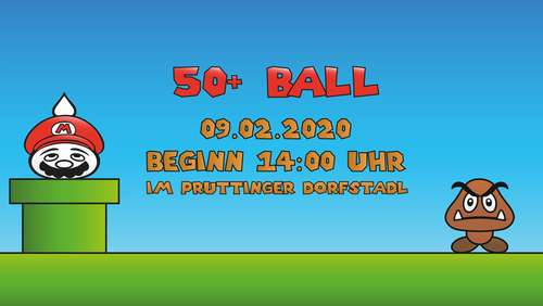 50+ Ball der Faschingsgilde Prutting