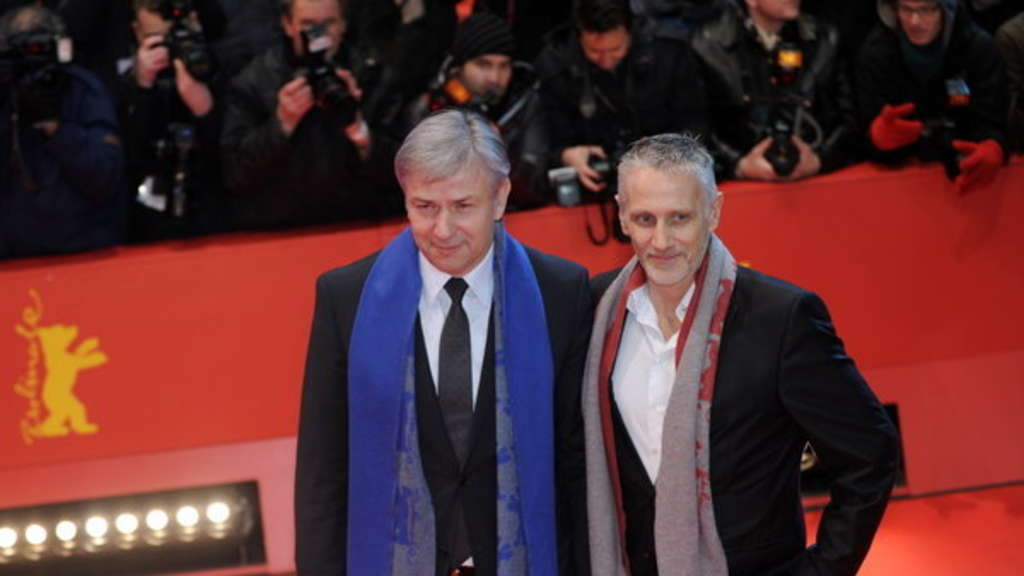 Berlinale 2011 - Arrival award ceremony