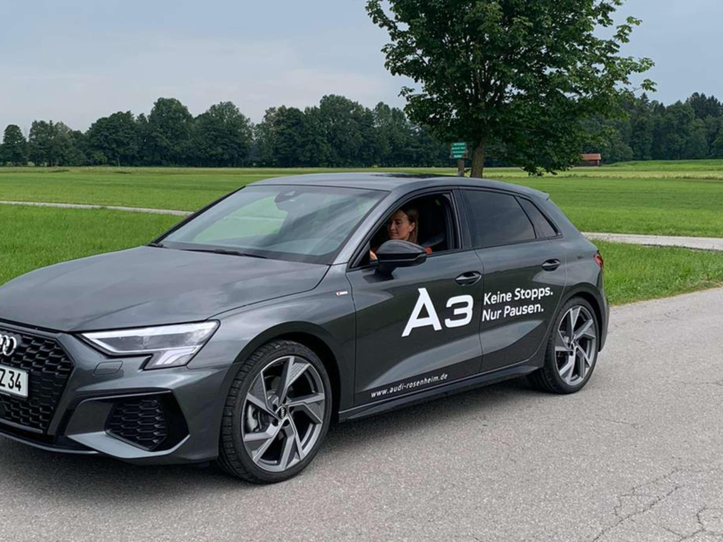 2020 Audi A3 Images