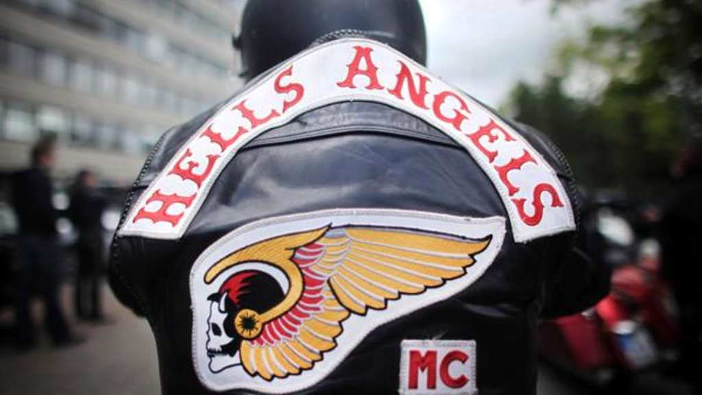 "Rockergruppe ""Hells Angels"""