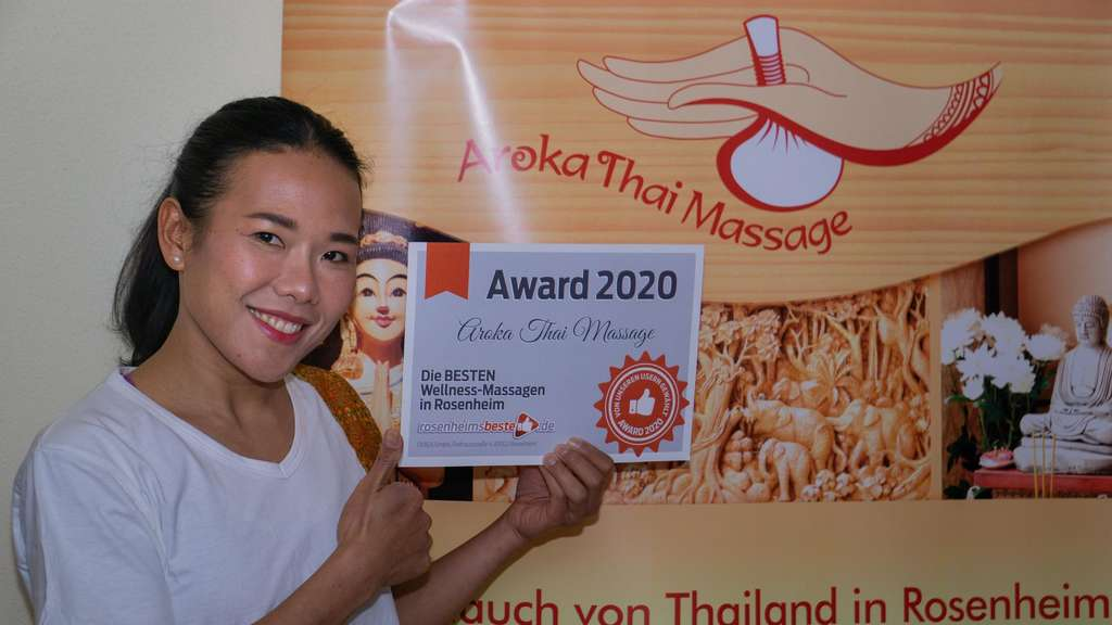 Besten Awards 2020: Aroka Thai Massage, die beste Wellness-Massage