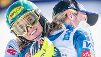 Ski-WM 2021 in Cortina d'Ampezzo: Die Bilder zum Saisonhighlight