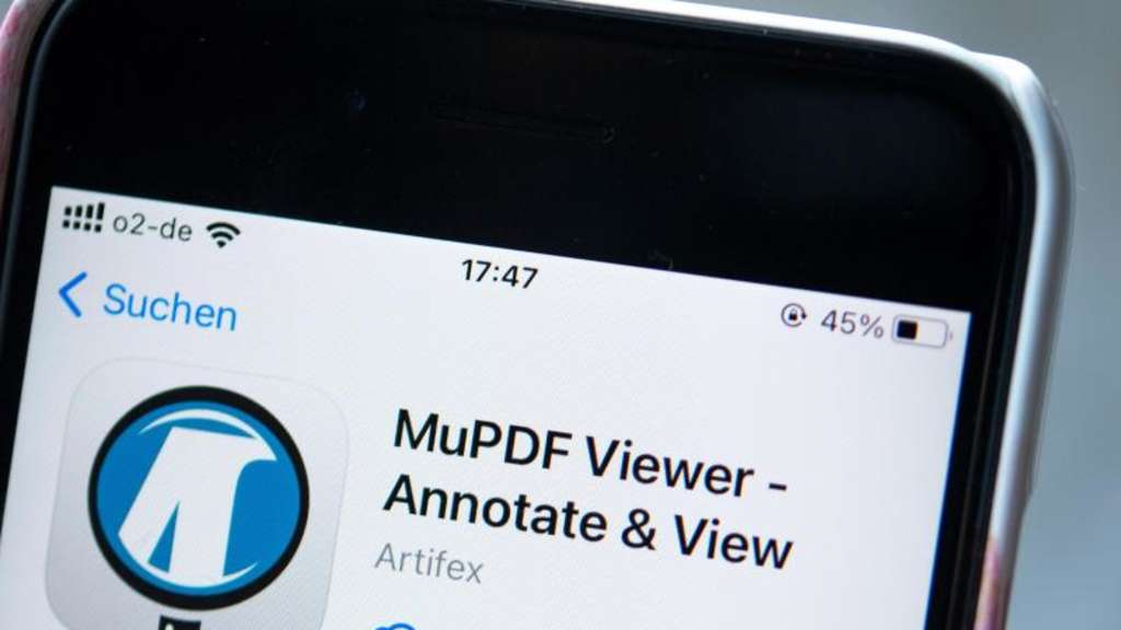MuPDF-Viewer
