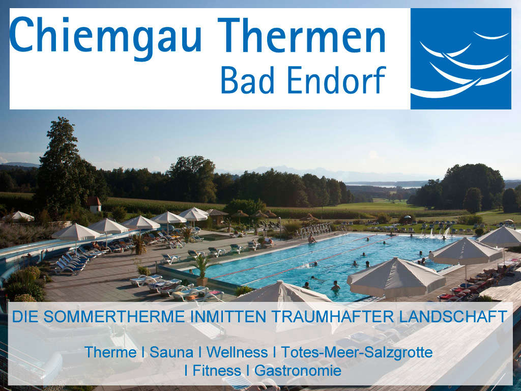 Chiemgau Thermen Bad Endorf